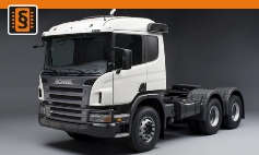Chiptuning Scania  P-series