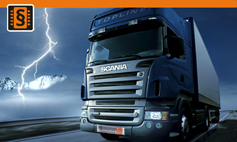 Chiptuning Scania  R-series (EURO 6)