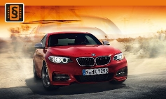 Chiptuning BMW  2-series F22/F23 (2013 >)