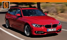 Chiptuning BMW  3-series F30/F31 (2011 - 2018)