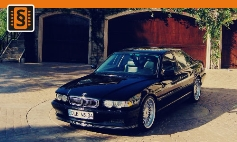 Chiptuning BMW  7-series E38 (1995 - 2001)