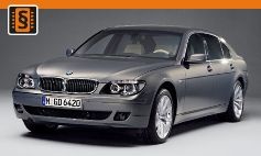 Chiptuning BMW  7-series E65/E66 (2001 - 2008)