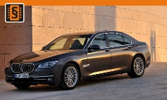 Chiptuning BMW  7-series F01/F02/F03/F04 (2008 - 2015)