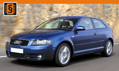 Chiptuning Audi  A3 8P (2003 - 2008)