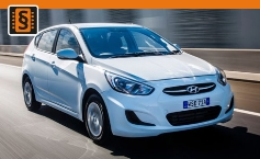 Chiptuning Hyundai  Accent
