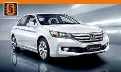 Chiptuning Honda  Accord VIII (2008 - 2015)