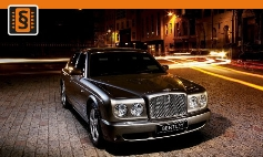 Chiptuning Bentley  Arnage