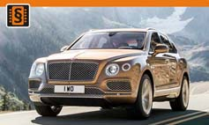 Chiptuning Bentley  Bentayga