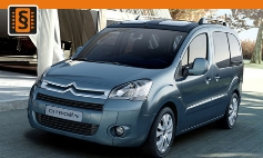 Chiptuning Citroen  Berlingo II (2008 - 2018)