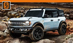 Chiptuning Ford  Bronco