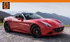 Chiptuning Ferrari  California T