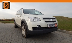 Chiptuning Chevrolet  Captiva