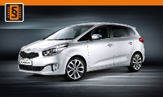 Chiptuning Kia  Carens III (2013 >)