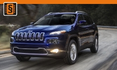 Chiptuning Jeep  Cherokee / Liberty (KL) (2014 >)