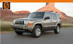 Chiptuning Jeep  Commander