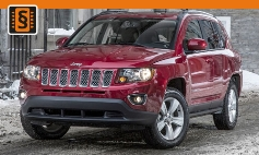 Chiptuning Jeep  Compass