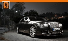 Chiptuning Bentley  Continental Flying Spur