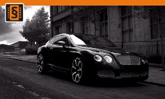 Chiptuning Bentley  Continental GT