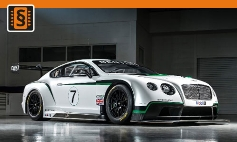 Chiptuning Bentley  Continental GT3-R