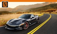 Chiptuning Chevrolet  Corvette ZR1