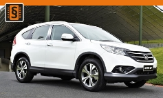 Chiptuning Honda  CR-V IV (2012 - 2017)