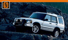Chiptuning Land Rover  Discovery (1998 >)