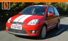 Chiptuning Ford  Fiesta 6 (2002 - 2008)