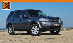 Chiptuning Land Rover  Freelander I (1997 - 2006)