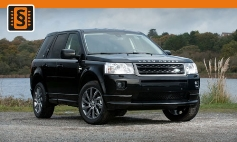 Chiptuning Land Rover  Freelander