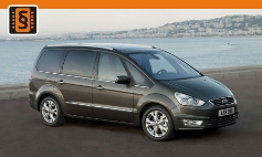 Chiptuning Ford  Galaxy II (2006 - 2015)