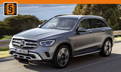 Chiptuning Mercedes-Benz  GLC-Class (X253) (2020 >)