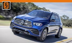 Chiptuning Mercedes-Benz  GLE-Class (V167) (2019 >)