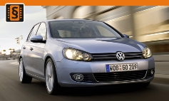 Chiptuning Volkswagen  Golf VI (2008 - 2012)
