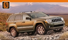 Chiptuning Jeep  Grand-Cherokee (WK) (2005 - 2010)