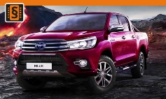 Chiptuning Toyota  Hilux VIII (2015 >)