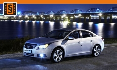 Chiptuning Chevrolet  Lacetti