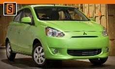 Chiptuning Mitsubishi  Mirage / Space Star