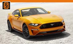 Chiptuning Ford  Mustang (2015 >)