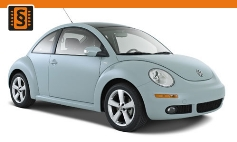 Chiptuning Volkswagen  New Beetle I (2007 - 2011)