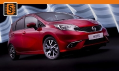 Chiptuning Nissan  Note II (2012 >)