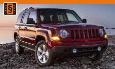 Chiptuning Jeep  Patriot