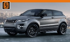 Chiptuning Land Rover  Range Rover Evoque (2011 >)