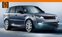 Chiptuning Land Rover  Range Rover