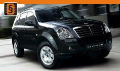 Chiptuning SsangYong  Rexton I/II/III