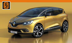Chiptuning Renault  Scenic / Grand Scenic IV (2016 >)