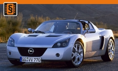 Chiptuning Opel  Speedster