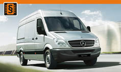 Chiptuning Mercedes-Benz  Sprinter (W906) (2006 - 2013)