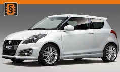 Chiptuning Suzuki  Swift