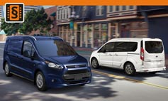 Chiptuning Ford  Tourneo Connect (2012 >)