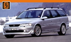 Chiptuning Opel  Vectra B (1995 - 2002)